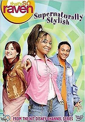 Thats So Raven - Supernaturally Stylish [DVD], , Used; Very Good DVD • 2.40£