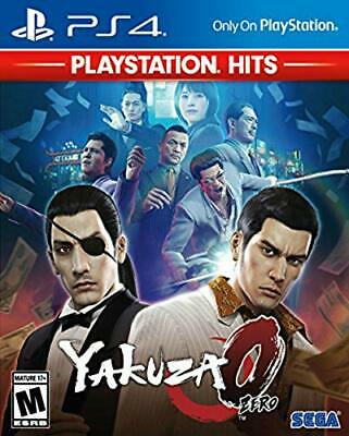 AU97.38 • Buy Yakuza 0 PlayStation 4 PS4 Soft