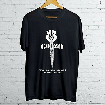 $17.99 • Buy Gonzo Hunter S Thompson B Comfort T-Shirt Size S-XL Quality Guarantee