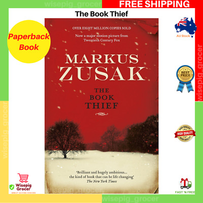 AU15.42 • Buy The Book Thief By Markus Zusak - Paperback Book | BRAND NEW | FAST FREE SHIPPING