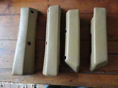 AU159 • Buy HOLDEN HQ ARM REST SET OF 4 FOR KINGSWOOD STORED SINCE EARLY 80s