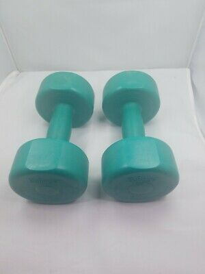 $ CDN46.87 • Buy Two 5 Pound Dumbells Hand Weights Free Shipping