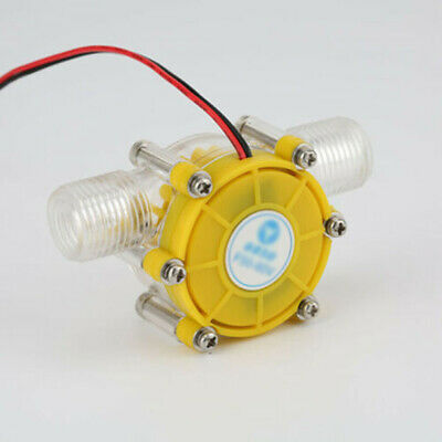 12 V Water Flow Pump Micro Hydro Generator Turbine Flow,Hydraulic,Solar Energy • 8.31£