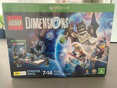 AU120 • Buy Lego DIMENSIONS Starter Pack Xbox One - BRAND NEW & SEALED