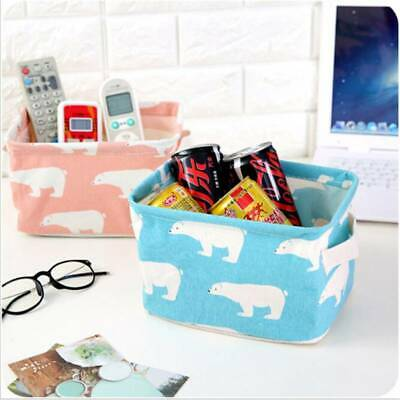 £2.93 • Buy Box Container Organizer Basket Storage Box Makeup Card Holder Cosmetic Holder SU