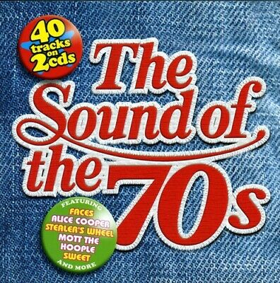 £4.71 • Buy The Sound Of The 70s CD 2 Discs (2007) Highly Rated EBay Seller Great Prices
