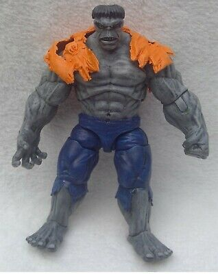 $89.99 • Buy Custom The Incredible Hulk Figure Grey First Appearance Marvel Universe Legends