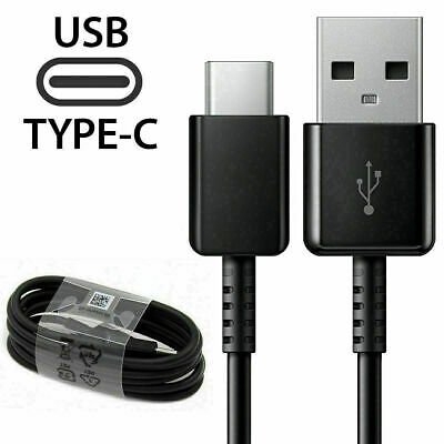 $ CDN3.99 • Buy OEM Samsung Galaxy Note10 S8 S9 S10 Plus Fast Charger Type-C Cable