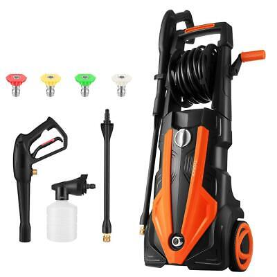 $79.99 • Buy Homdox 2300 PSI Electric Power Pressure Washer 1.6GPM 1400W Portable Cleaner NEW