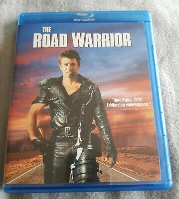 Mad Max 2 - The Road Warrior Blu-Ray - US Release • 6.99£