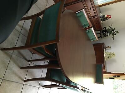 AU400 • Buy Parker Extendable Dining Table And 6 Chairs