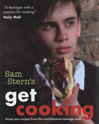 Get Cooking By Sam Stern Susan Stern (Paperback) Expertly Refurbished Product • 2.13£