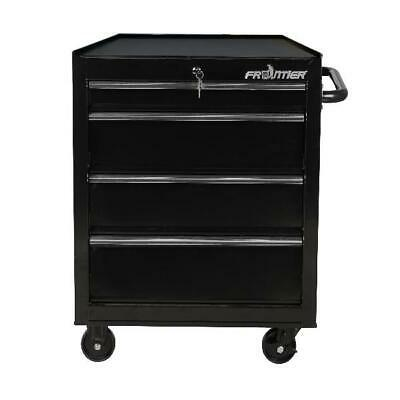 View Details TOOL BOX CHEST Metal ROLLING CABINET 26-inch 4 Drawer Bottom Storage Workshop • 180.77$