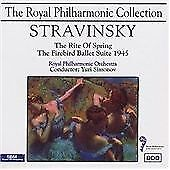 £2.58 • Buy Royal Philharmonic Orchestra: Stravinsky: The Rite Of Spring / Th CD (2000)