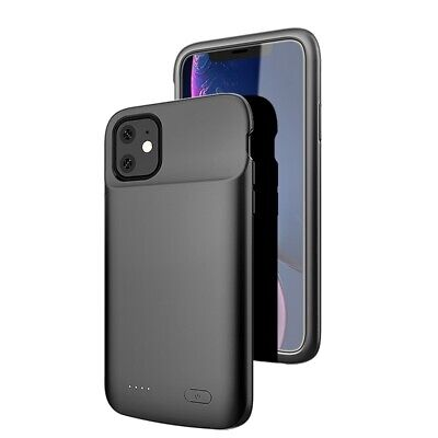 £19.99 • Buy New Iphone 11/11Pro 5000mAh Slim External Battery Case Power Charging Cover