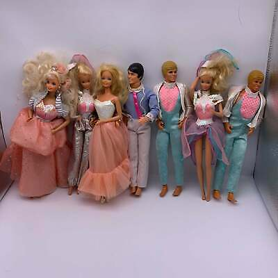 $ CDN79.60 • Buy Vintage Barbie Ken Lot Of 7