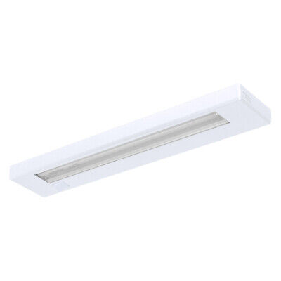 Voltolux Recessed Light White 8W G5/T5 Fluorescent Tube 480lm 4000K With Switch • 7.56£