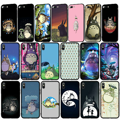 My Neighbor Totoro Phone Case For IPhone 11 Pro XR X XS Max 8 7 6 6s Plus 5S SE • 3.18£