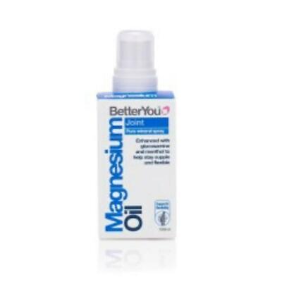 BetterYou Magnesium Oil Spray For Joint Discomfort, Muscle Cramping, Stiffness • 12.99£