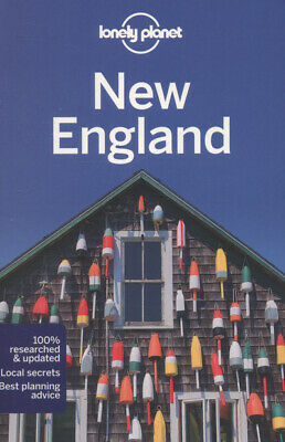 £1.98 • Buy New England By Lonely Planet (Paperback / Softback) Expertly Refurbished Product