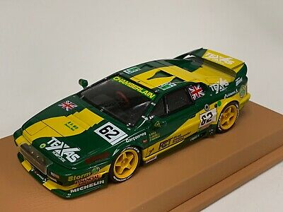 $ CDN395.39 • Buy 1/43 Provence Moulage Lotus Esprit 300 1994 24 Hours LeMans  Leather Base A1074