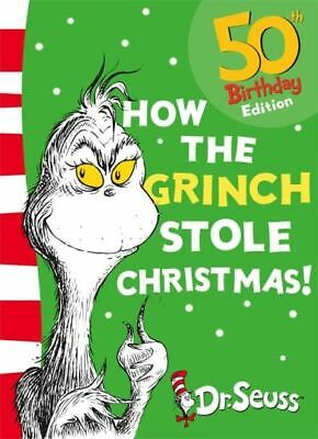 £2.84 • Buy How The Grinch Stole Christmas! By Dr Seuss (Paperback) FREE Shipping, Save £s