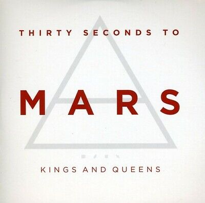 £2.49 • Buy 30 Seconds To Mars : Kings And Queens CD Highly Rated EBay Seller Great Prices