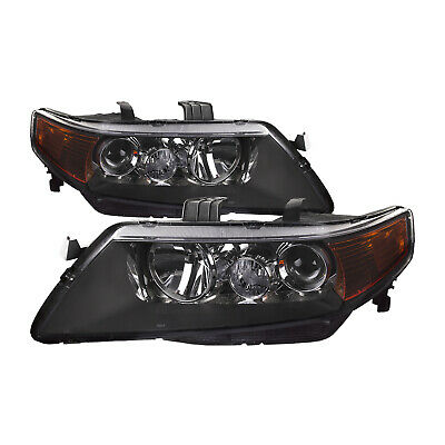 $122.04 • Buy Headlight Set Left Right Pair W/o HID Kit Fits 2004-2005 Acura TSX
