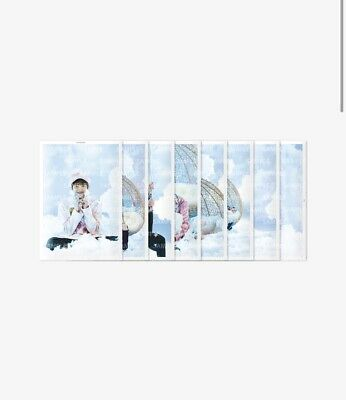 $13 • Buy Bts Official The Wings Tour Posters