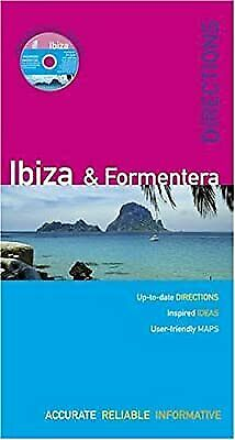 Rough Guide DIRECTIONS Ibiza & Formentera, Stewart, Iain, Used; Good Book • 2.19£
