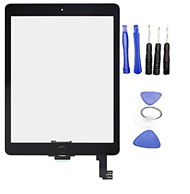 New  Apple IPad Air 2 Touch Screen Digitizer Replacement OEM Quality (Black) • 29.99£