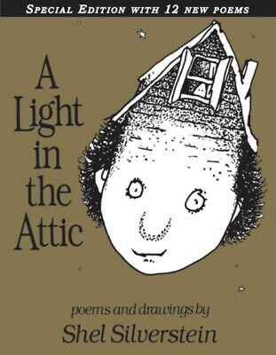 A Light In The Attic By Shel Silverstein (Book) Expertly Refurbished Product • 7.88£