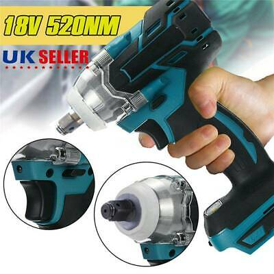 Torque Impact Wrench DTW285Z Brushless Cordless Replacement  For Makita Battery • 26.99£