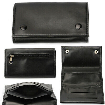 Soft Leather Smoking Tobacco Pipe Pouch Case Bag For Pipes Tamper Filter Tool • 4.39£