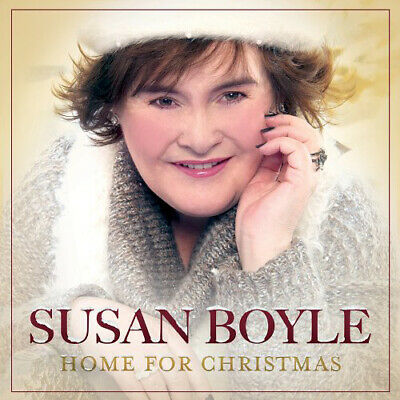 Susan Boyle : Home For Christmas CD (2013) Highly Rated EBay Seller Great Prices • 1.78£