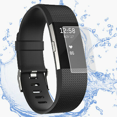 $ CDN6.65 • Buy For Fitbit Charge2 3 Full Covered Screen Protector Soft Film Lot New