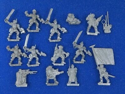 £17.99 • Buy CADIAN OFFICERS & SPECIAL WEAPONS * Multilisting * Metal Command Squad Figures