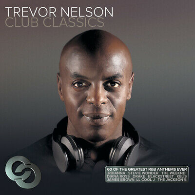 Various Artists : Trevor Nelson Club Classics CD 3 Discs (2016) Amazing Value • 2.92£