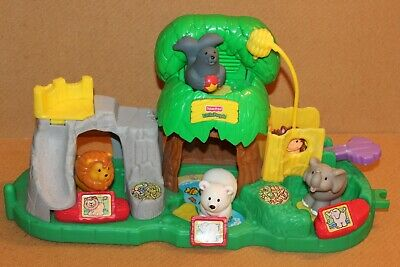 Fisher Price Little People Zoo With Sounds Animals  • 14.50£