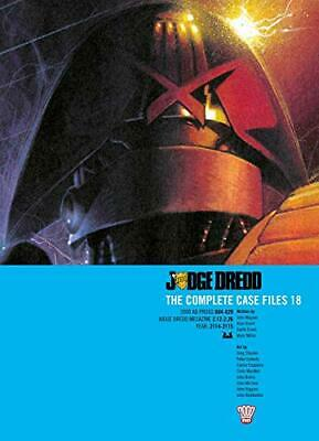 Judge Dredd The Complete Case Files Vol. 18 By John Wagner, Garth Ennis • 16.50£