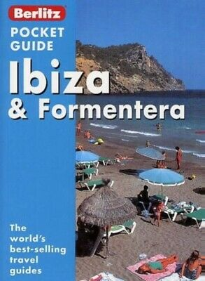 Berlitz Pocket Guide: Ibiza (Paperback) Highly Rated EBay Seller Great Prices • 2.18£