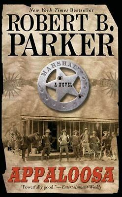 Appaloosa (A Cole And Hitch Novel) By Parker, Robert B. • 3.97£