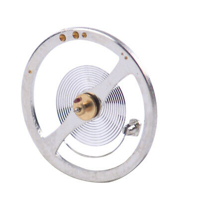 AU10.02 • Buy Watch Wheel With Hairspring Balance Replacement Part Fit For 7S26C 7S36 A B C Mt