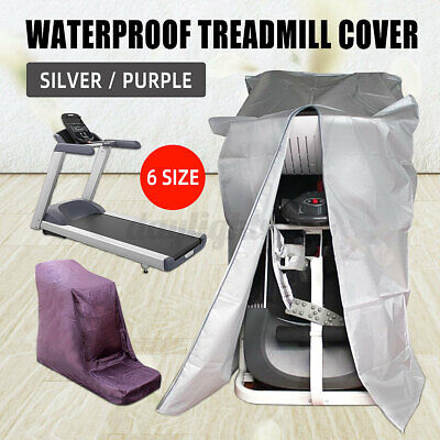 AU25.25 • Buy Waterproof Heavy Duty Treadmill Cover Running Jogging Machine Protection Shelter