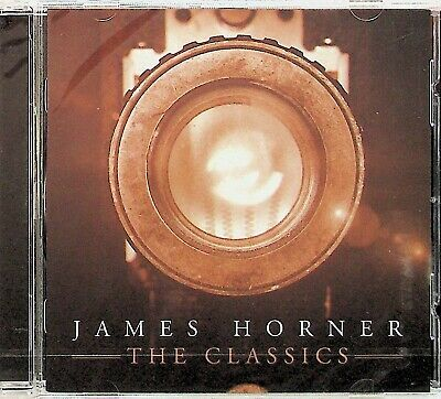 James Horner-The Classics CD (NEW) Best Of Soundtracks (Cocoon/Avatar/Star Trek) • 4.99£