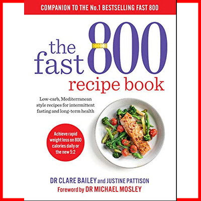 $1.98 • Buy BRAND NEW 2019 The Fast 800 Recipe⭐[P-Ð-F´]✅✔🔥 Fast Delivery