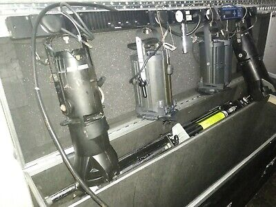 4 Way Stage Lighting KIT ETC Smart Bar 2 Dimmer Manfrotto Doughty Wind Up Stand • 1,200£