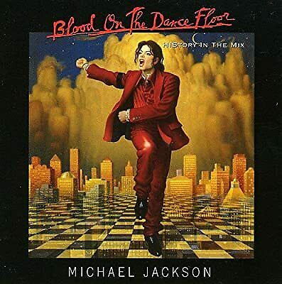 Blood On The Dance Floor/ History In The Mix, Michael Jackson, Used; Good CD • 2.19£