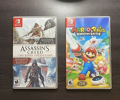$70 • Buy Nintendo Switch Games Lot