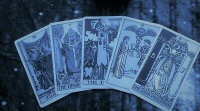 Tarot/Psychic/Spiritual Reading Sent To Your Email • 4.50£